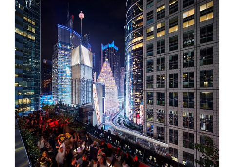 The Best Rooftop Bars In New York Hotels Luxury Travel Advisor