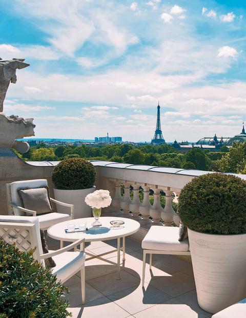 New Luxury Hotels In Paris Luxury Travel Advisor