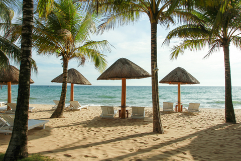 A view from Phu Quoc beach