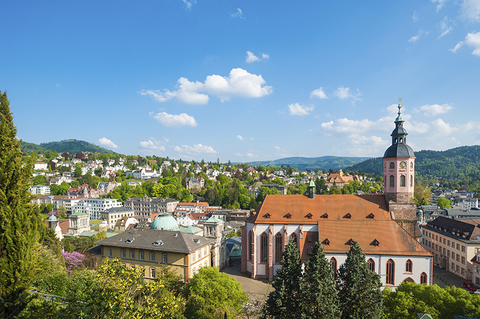 Baden-Baden - JWackenhut/iStock/Getty Images Plus/Getty Images