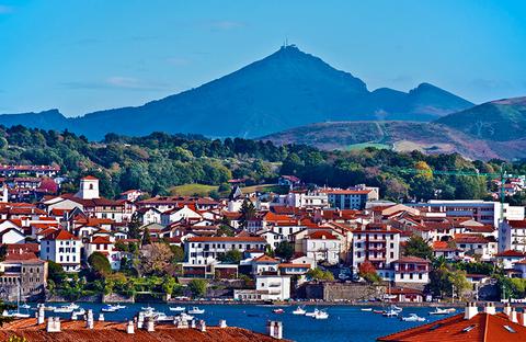 Hendaye, France