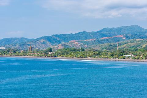 Beach Jaco, Nicoya, Costa Rica