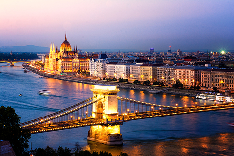 Budapest ecarql/iStock / Getty Images Plus/Getty Images