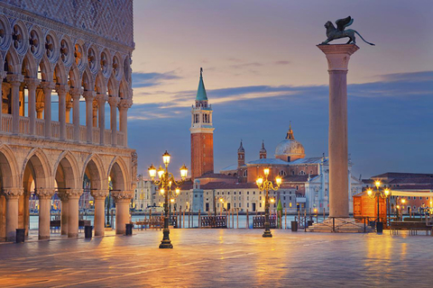 Venice - RudyBalasko/iStock/Getty Images Plus/Getty Images