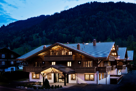 Ultima Gstaad Boutique Hotel