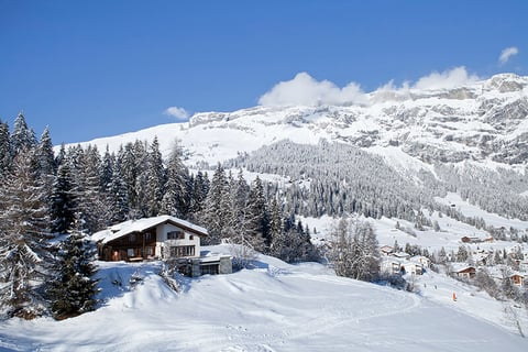 Laax Switzerland