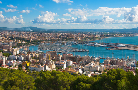 Palma, Mallorca - Olarty/iStock/Getty Images Plus/Getty Images