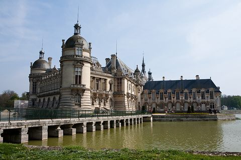 Chateau de Chantilly - Crobard/iStock/Getty Images Plus/Getty Images