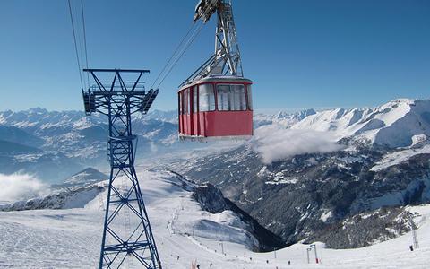 Crans-Montana Switzerland - bofotolu/iStock/Getty Images Plus/Getty Images