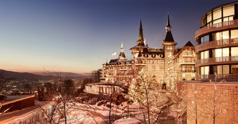 The Dolder Grand Zurich To Offer Holiday Packages Luxury Travel Advisor