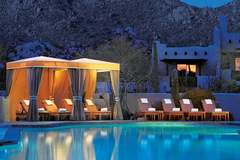 Four Seasons Scottsdale pool