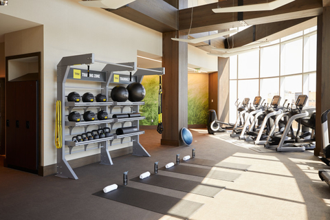 Wellness Travel Westin Hotels Resorts Partners With Trx Training
