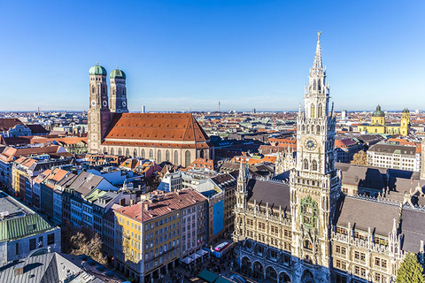 Frauenkirche in the Bavarian city of Munich