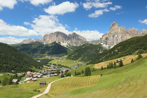 Alta Badia Italy