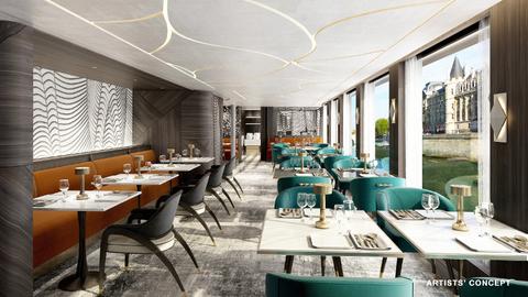 Restaurant on Crystal Bach