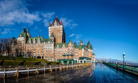 View of Quebec City