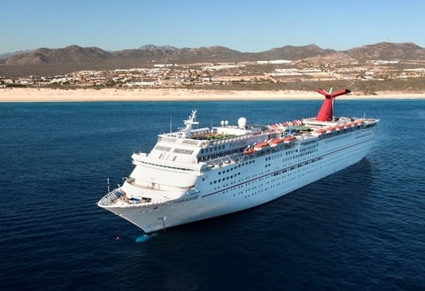 Carnival Cruise Line Carnival Paradise Copyright by Carnival Cruise Line Editorial Use Only