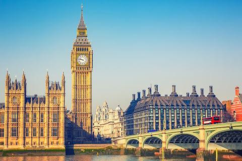 Big Ben London - sborisov/iStock/Getty Images Plus/Getty Images