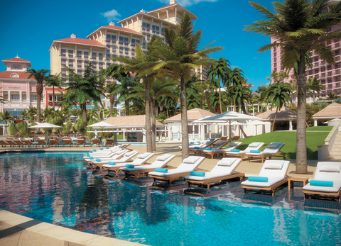Grand Hyatt Baha Mar will offer 1,800 rooms, including 230 luxury suites.
