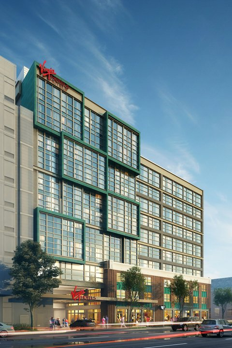 The hotel is expected to open near Union Market, and is being developed as part of a partnership between D.B. Lee Development & Construction and Brook Rose Development.
