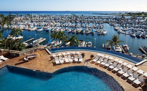 Hawaii Prince Hotel Waikiki And Golf Club