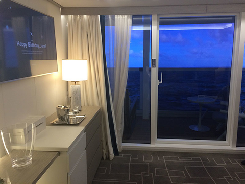 Previewing Celebrity Edgeu0027s Sky Suite And U201cThe Stateroom Of The Futureu201d