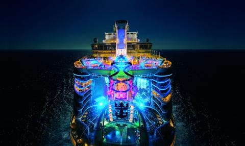 Harmony of The Seas Editorial