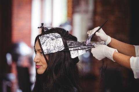 Tips for Fixing and Avoiding Hot Roots | American Salon
