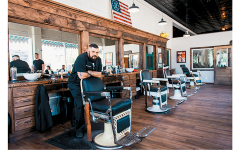 Hair of the Dog Bar/Bershop