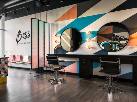 Boss Hair Group Chicago
