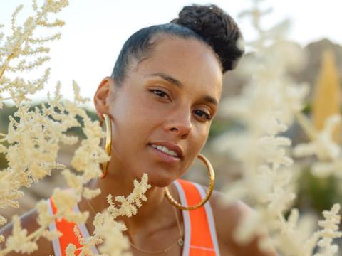 Alicia Keys x Elf Cosmetics