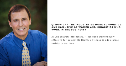 Joe Cirulli, Gainesville Health & Fitness