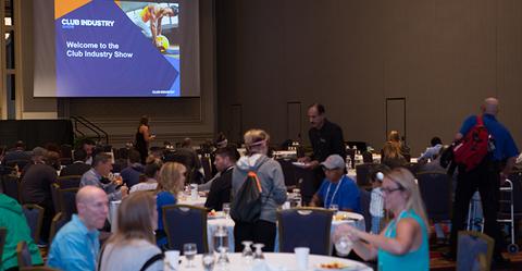 Club Industry Show community breakfast
