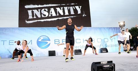 Beachbody and Shaun T
