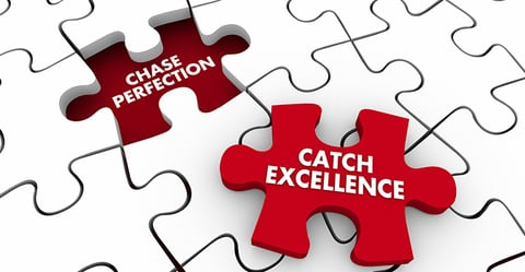 Chase Perfection Catch Excellence