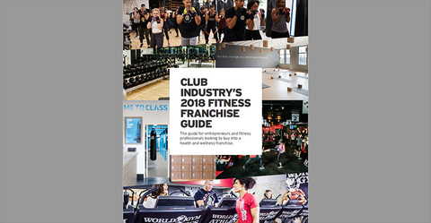 Club Industry 2018 Fitness Franchise Guide