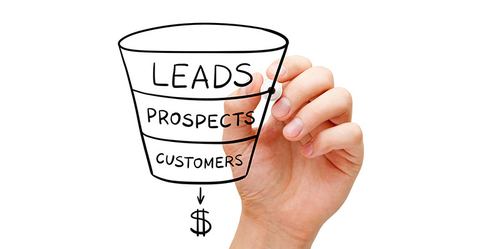 Leads Prospects Sales