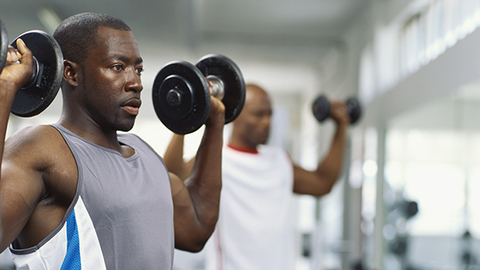 Strength training remains a necessary pillar of the majority ofnbspclubs Along with aerobic exercise and flexibility it is one of the three essential components of a complete exercise program according to the survey