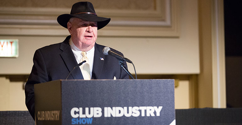 Norm Cates, publisher of Club Insider