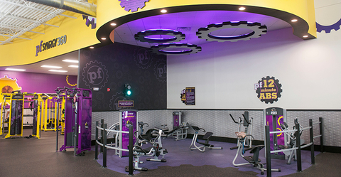 Planet Fitness ECP-PF Holdings Group