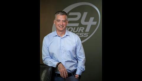 Tony Ueber, CEO, 24 Hour Fitness