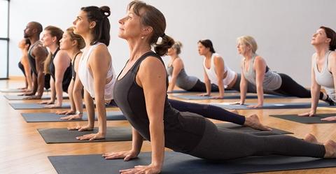 YogaWorks financial works