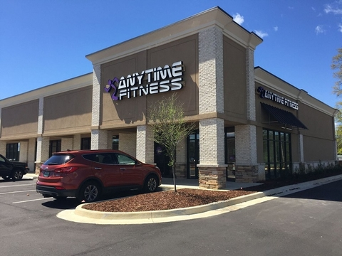 5. Anytime Fitness LLC, Woodbury, MN