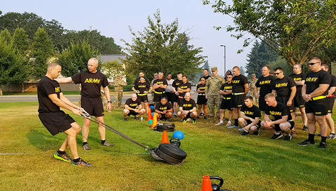 Army Combat Fitness Test updates