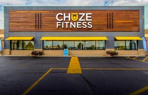 8. Chuze Fitness