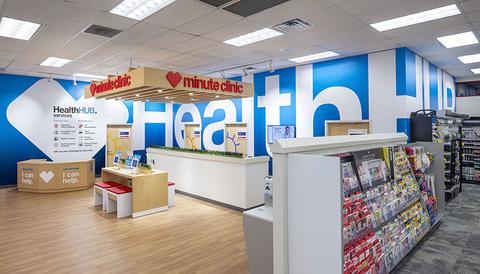 CVS to open HealthHUB stores