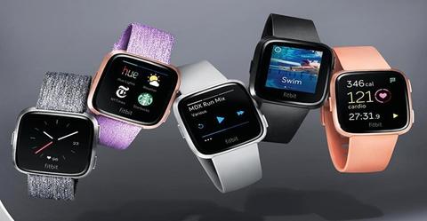 Fitbit financials