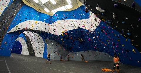 Earth Treks, Movement Climbing + Fitness