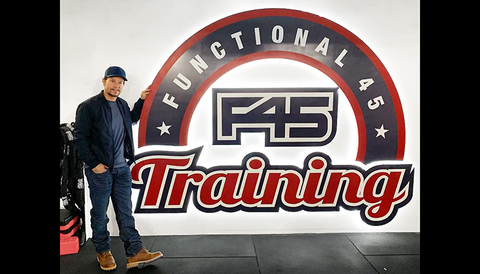 F45 receives investment