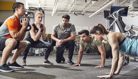 Gold's Gym SoCal acquisitions